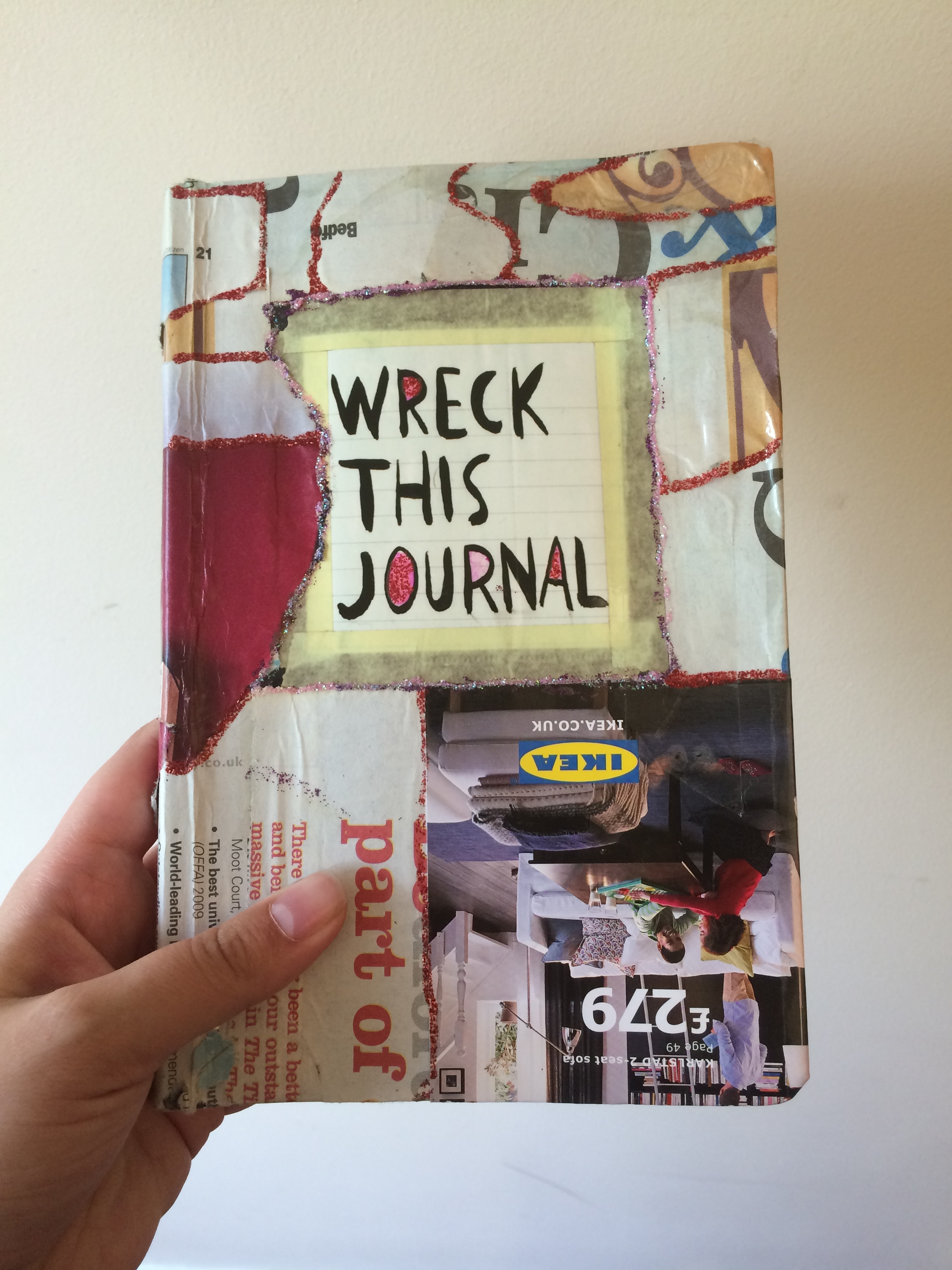 Front Cover - WTJ