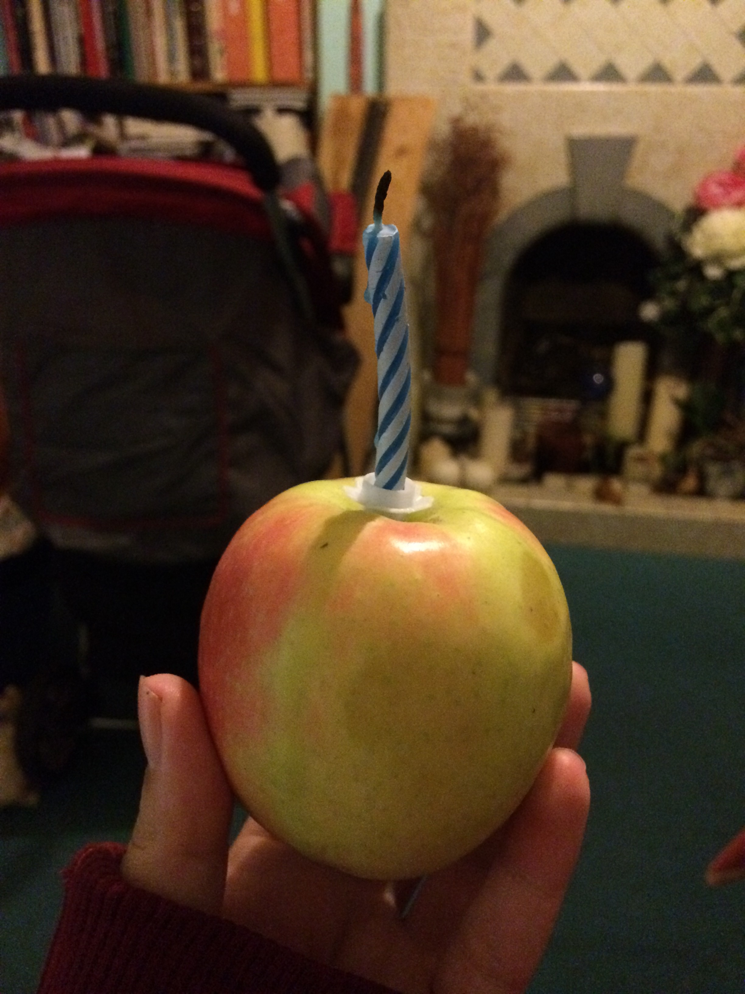 Birthday Apple