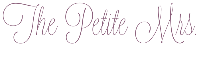 The Petite Mrs