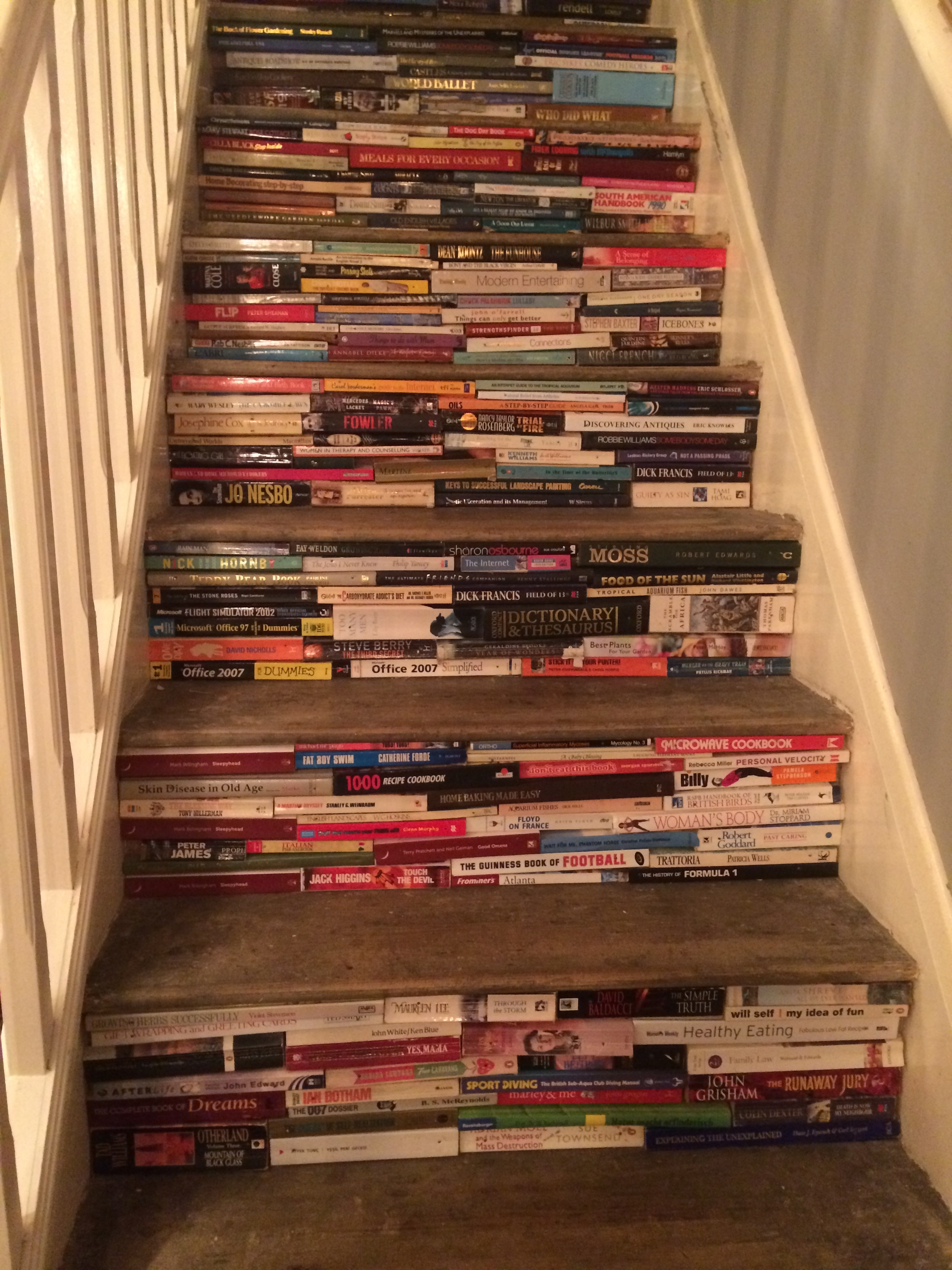 Book (Stair)Case
