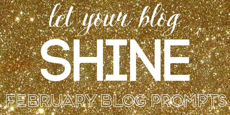Let Your Blog Shine - Blog Prompts