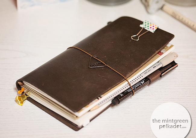Midori Traveler S Notebook Calendar : My wishlist midori han plans